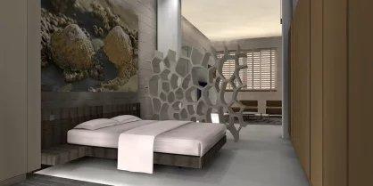 Colman slaapkamer